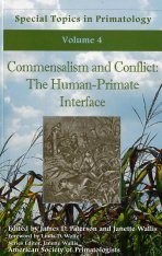 Commensalism and Conflict: The Human Primate Interface