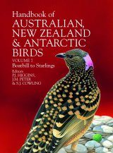 Handbook of Australian, New Zealand and Antarctic Birds (7-Volume Set)