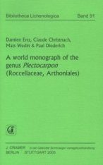 A World Monograph of the Genus Plectocarpon (Roccellaceae, Arthoniales)