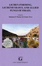 Lichen - Forming, Lichenicolous and Allied Fungi of Israel