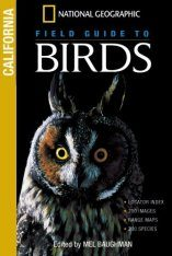 National Geographic Field Guide to Birds: California