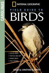 National Geographic Field Guide to Birds: Carolinas