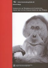 Longevity of Mammals in Captivity: from the Living Collections of the World