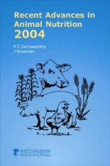 Recent Advances in Animal Nutrition 2004