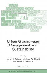 Urban Groundwater Management and Sustainability