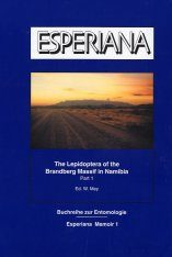 Esperiana Memoir, Volume 1: The Lepidoptera of the Brandenberg Massif in Namibia, Part 1