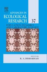 Advances in Ecological Research, Volume 37