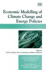 Economic Modelling of Climate Change and Energy Policies