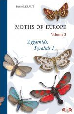 Moths of Europe, Volume 3