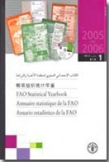 FAO Statistical Yearbook 2005-2006, Volume 1 and 2