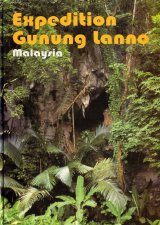 Speleological Expedition Gunung Lanno