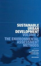 Sustainable Urban Development: Volume 2