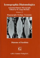 Iconographia Diatomologica, Volume 12: Diatoms of Sardinia