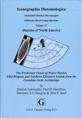 Iconographia Diatomologica, Volume 17: Diatoms of North America: Freshwater Floras of Prince Patrick, Ellef Ringnes and northern