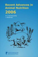 Recent Advances in Animal Nutrition 2006