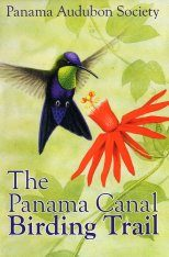 The Panama Canal Birding Trail Map