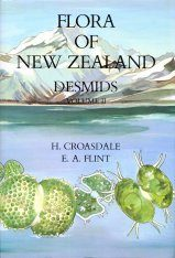 Flora of New Zealand: Desmids, Volume 2