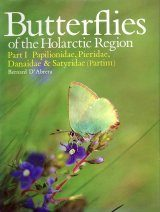 Butterflies of the Holarctic Region, Part 1