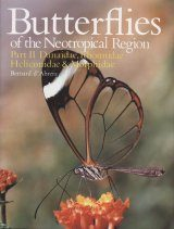 Butterflies of the Neotropical Region, Part 2