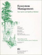 Ecosystem Management: Rare Species and Significant Habitats