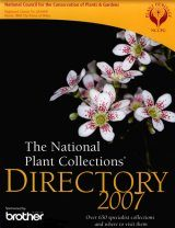 The National Plant Collections Directory 2007