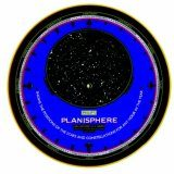 Philip's Planisphere: Latitude 23.5° North