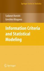 Information Criteria and Statistical Modeling
