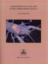 Adaptations to Cave Life in Decapods from Oaxaca