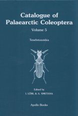Catalogue of Palaearctic Coleoptera, Volume 5