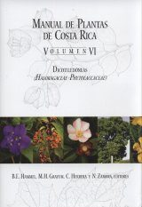 Manual de Plantas de Costa Rica: Volume VI