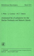 Annotated List of Polypores for the Iberian Peninsula and Balearic Islands