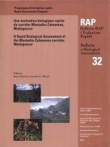 A Rapid Marine Biological Assessment of the Mantadia-Zahamena Corridor, Madagascar