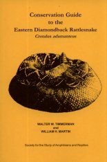 Conservation Guide to the Eastern Diamondback Rattlesnake Crotalus adamanteus