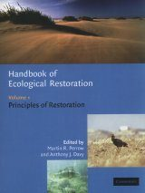 Handbook of Ecological Restoration, Volume 1: Principles of Restoration