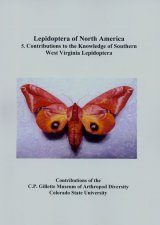 Lepidoptera of North America: Contributions to the Knowledge of Southern West Virginia Lepidoptera