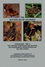 Lepidoptera of North America: The Butterflies of Colorado
