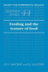 Feeding and the Texture of Food