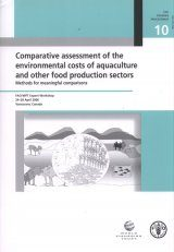 Comparative Assessment of the Environmental Costs of Aquaculture and Other Food Production Sectors