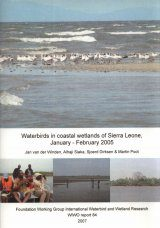 Waterbirds in Coastal Wetlands of Sierra Leone, January-February 2005