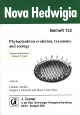 Phytoplankton Evolution, Taxonomy and Ecology