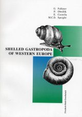 Shelled Gastropoda of Western Europe: Book