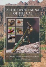 Arthropod Fauna of the UAE, Volume 2