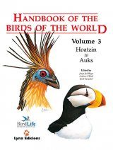Handbook of the Birds of the World, Volume 3: Hoatzin to Auks