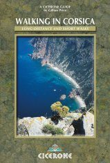 Cicerone Guides: Walking in Corsica