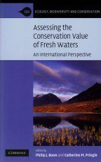 Assessing the Conservation Value of Freshwaters
