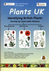 Plants UK CD-ROM
