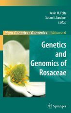Genetics and Genomics of Rosaceae