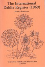 The International Dahlia Register (1969) - Eleventh Supplement
