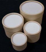 Plain Round Card Insect Boxes with Card Bases
