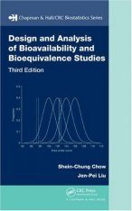 Design and Analysis of Bioavailability and Bioequivalence Studies